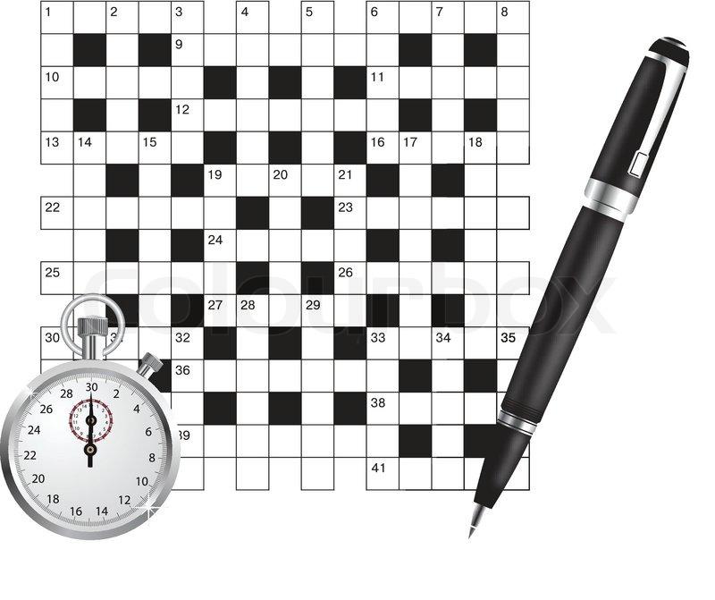 Ratespiel Kreuzworträtsel