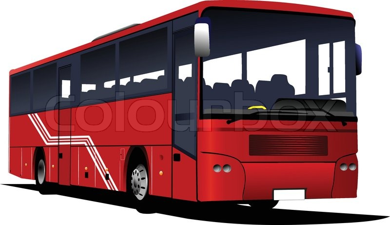 city bus driver clipart - photo #18