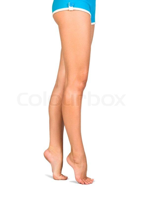 Sexy Beine von Newcomern