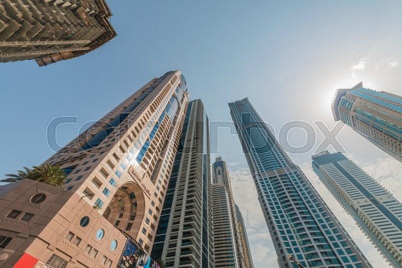 Dubai january 10 2015 the marriot hotel on january 10 for Ten star hotel in dubai