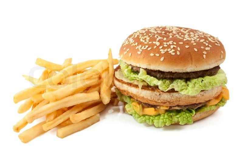Steak Burgers Fast Food