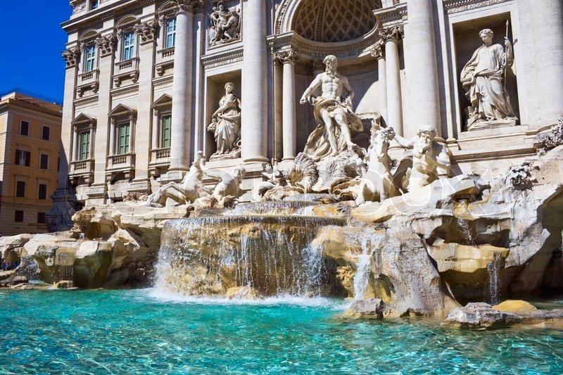centrum i rom