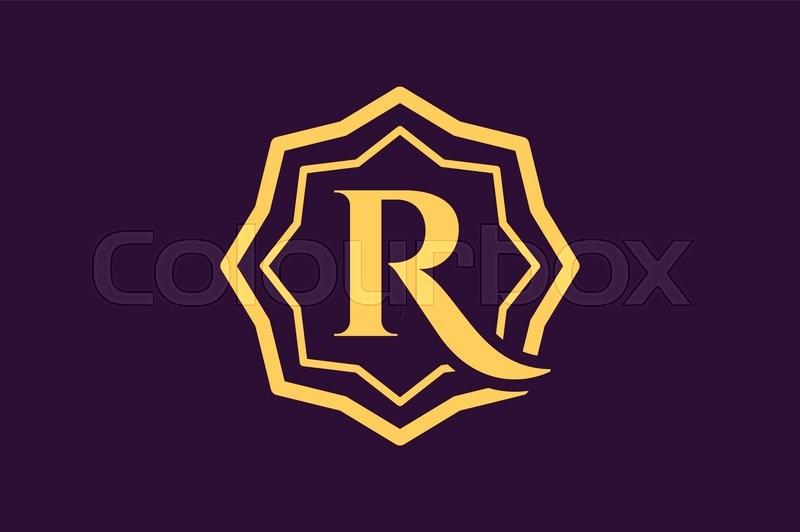 Royal Logo Vector Template Hotel Logo Kings Symbol Royal Crests