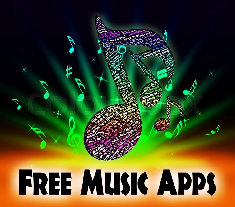 free music stock  software