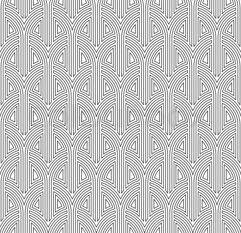 netting seamless pattern