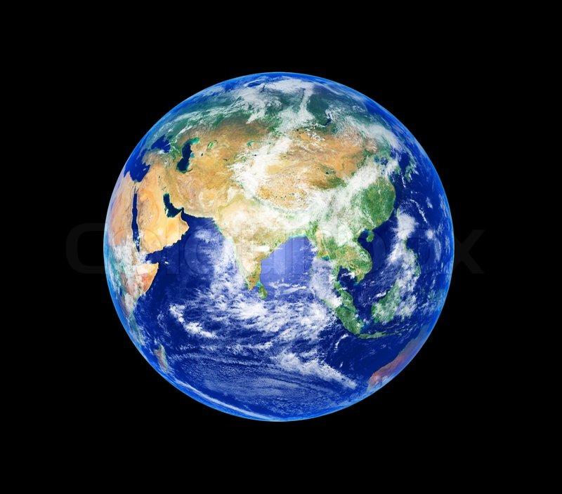 earth globe america africa and atlantica high resolution image