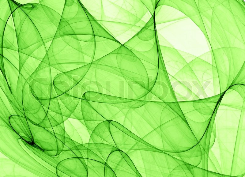 Green Abstract Background High Quality And Very Detailed