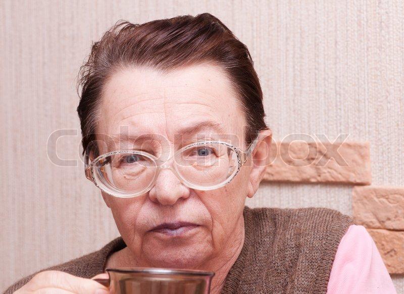 Alte Frau Net