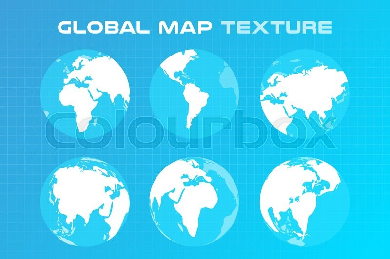 World vector map globe earth texture map globe vector map view globe vector map view from space globe earth silhouette technology background geography world vector earth globe silhouette world map wallpaper earth gumiabroncs Gallery