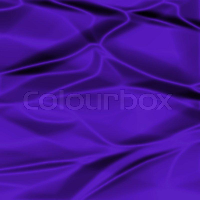 1dfaaf6283f71 Royal blue satin | Stock image | Colourbox