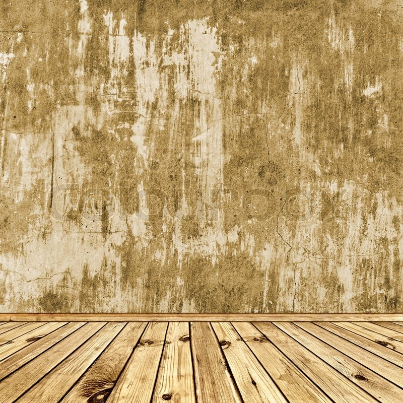 woodn floor and wall in old room stock photo colourbox