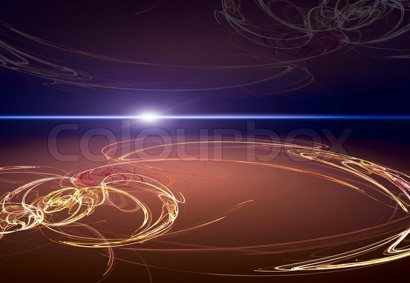 Stock image of 'Perspective abstract background. Digital generated this image'