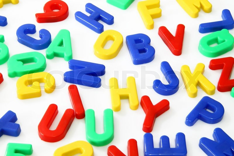 plastic magnet letters numbers tootsietoy magnetic lot of 67 plastic magnetic letters and numbers stock photo colourbox 201