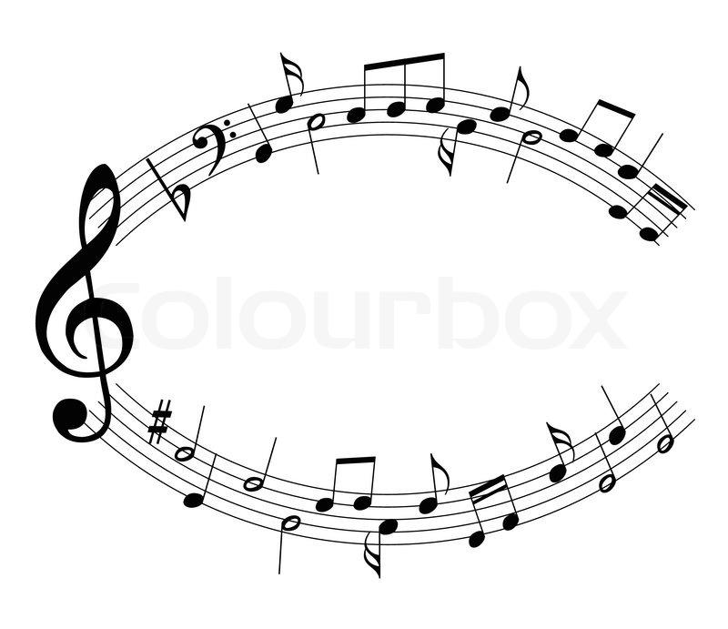 top vektor musiknoten hintergrund - photo #3