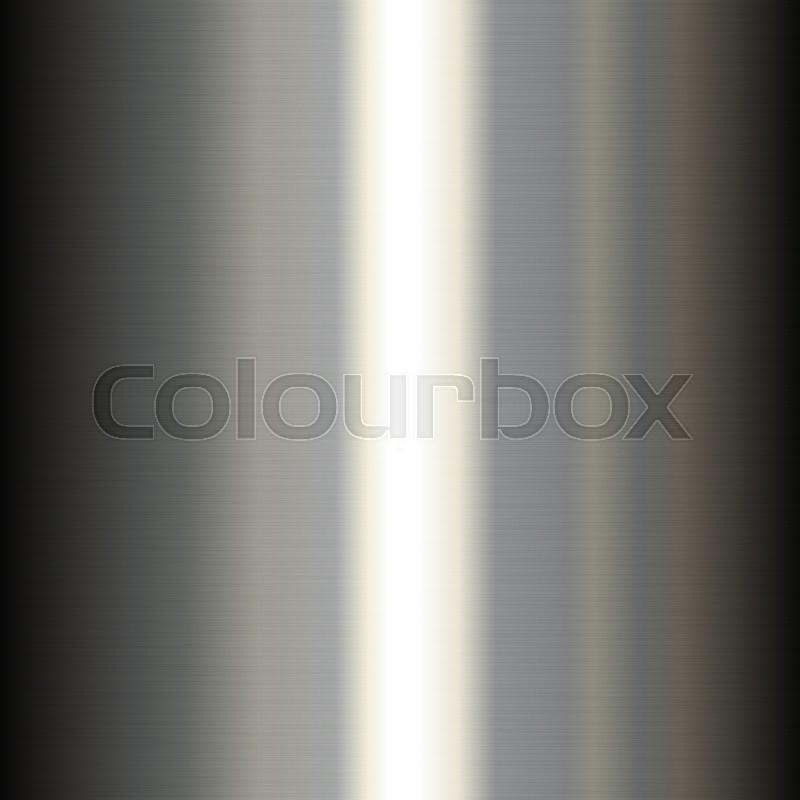 Metal Shine Seamless Texture Stock Vector Colourbox