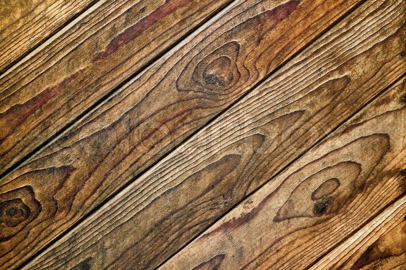 Stock image of 'Brown wood texture with natural patterns'