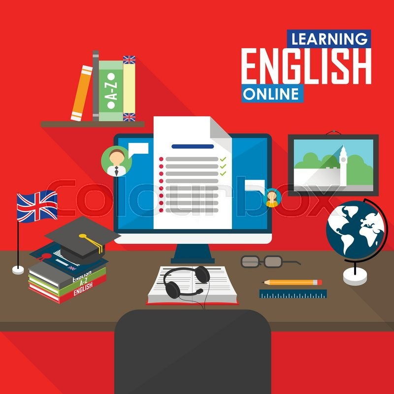 E individual language course distance learning course