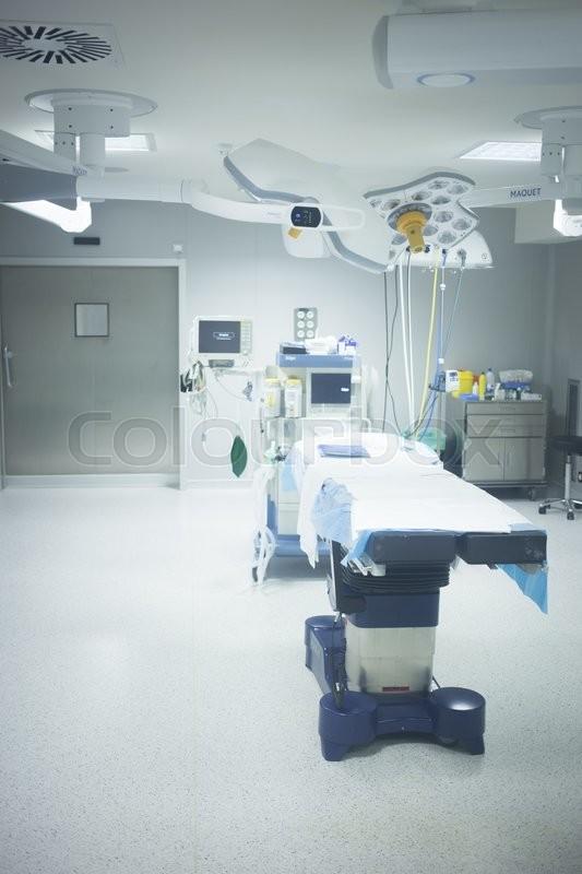 Traumatology Orthopedic Surgery Stock Photo Colourbox