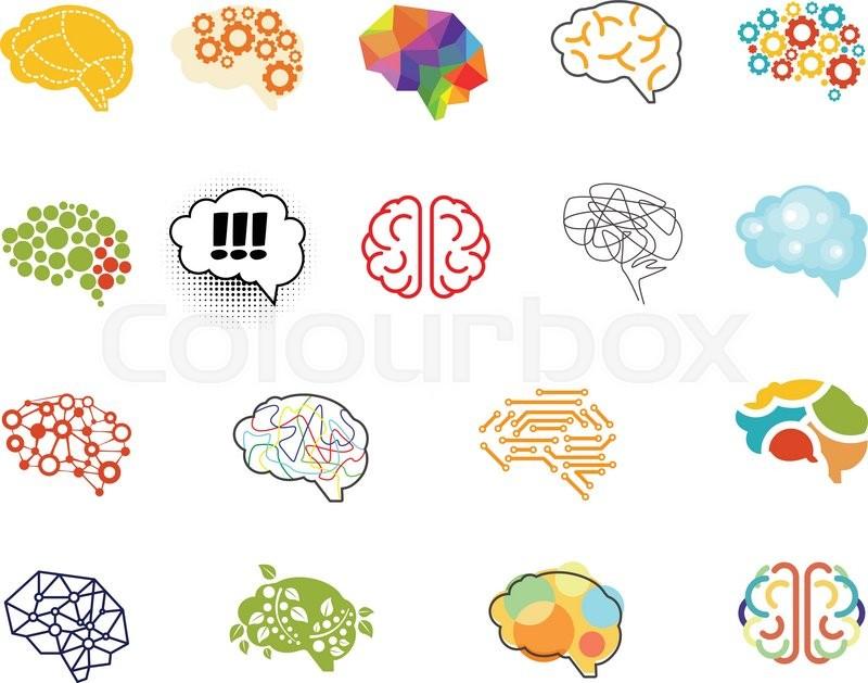 Mind Logo Design Inspiration
