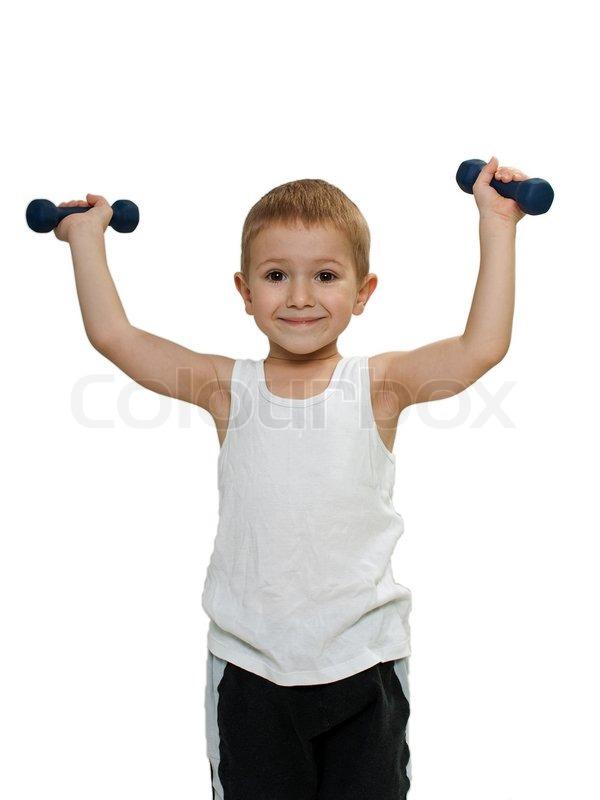 Little Kid Exercise Equipment