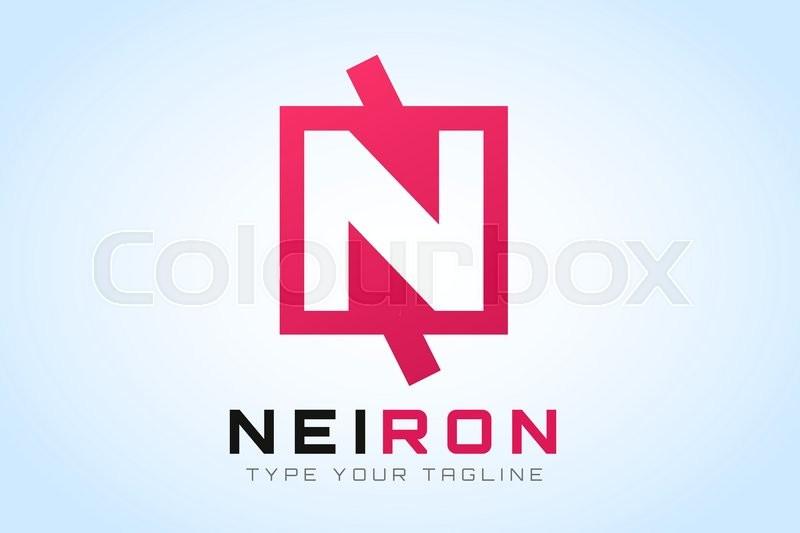 N Letter Vector N Logo Icon Template N Symbol Silhouette N