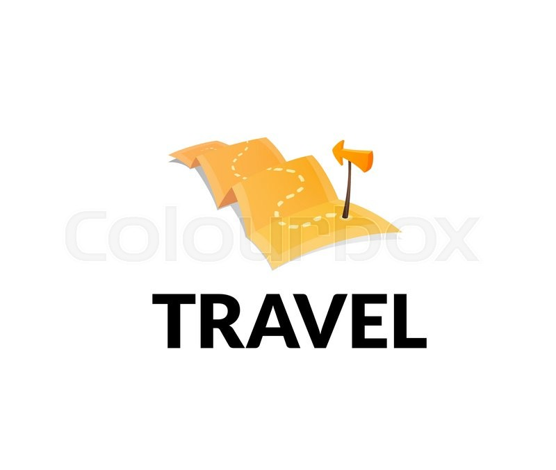 World tour concept logo isolated on white background long route in world tour concept logo isolated on white background long route in travel map with guide marker vector illustration stock vector colourbox gumiabroncs Choice Image