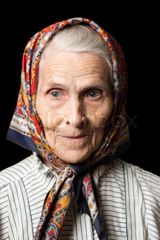 Alterungsprozess - Sehr Alte Seniorinnen   Stock Bild -8031