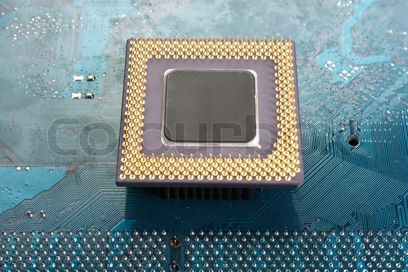 first silicon chip - photo #12