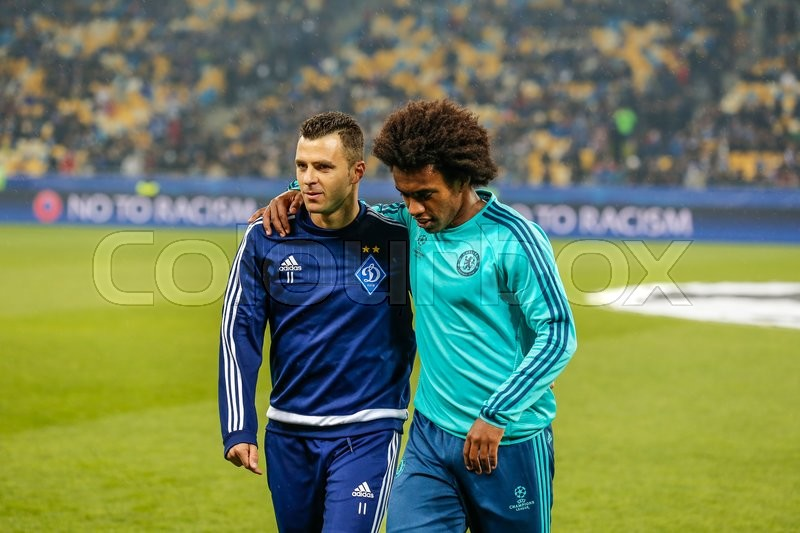 Dynamo Kyiv Vs Chelsea Image