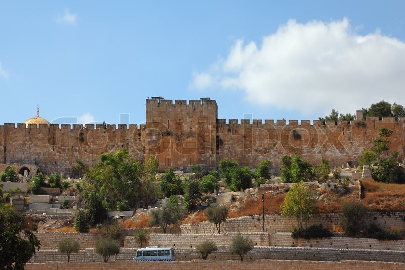 The history of the popular city of jerusalem in israel