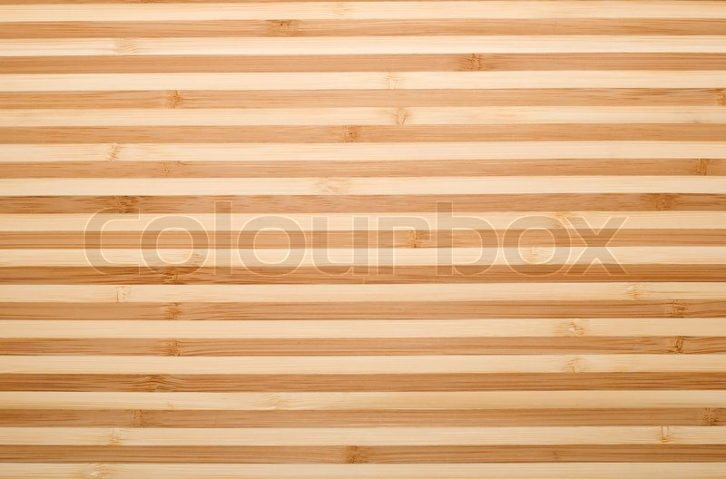 Cutting Board Texture Bamboo Pressed Stock Photo Colourbox