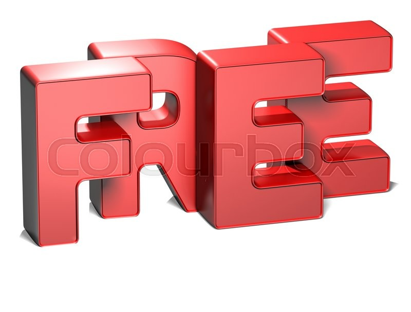free word background