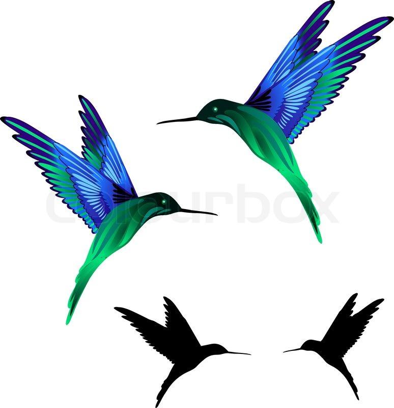 birds, black and white, tattoo - inspiring picture on Favim.com - DeTo