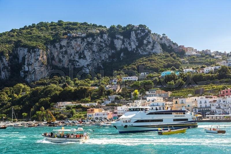 Delightful Capri Italy wallpapers | Delightful Capri Italy ...  |Capri Beach Scenes