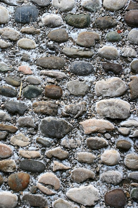 A seamless high resolution repeating stone wall pattern ...