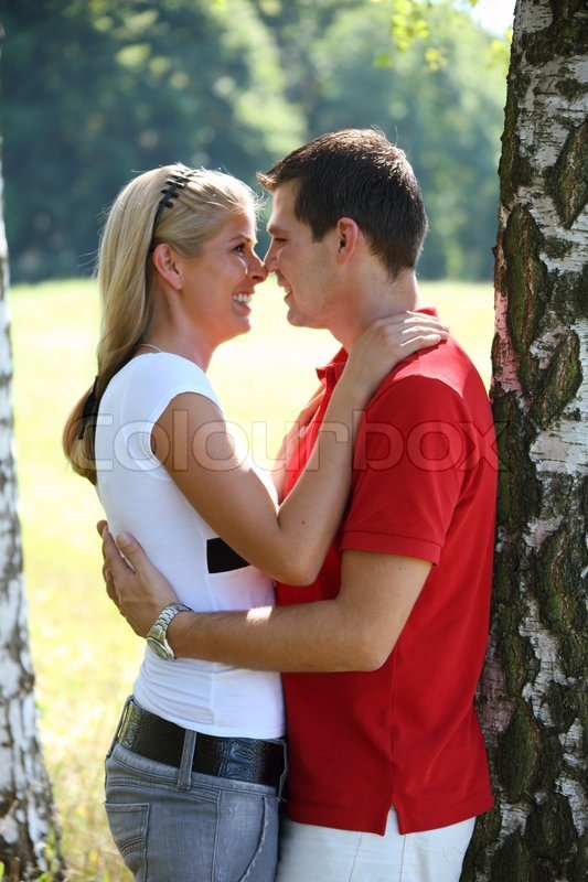 love young couple in - photo #19