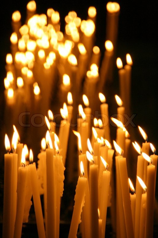 Advent candles. fifth candle lit during advent represents the ...