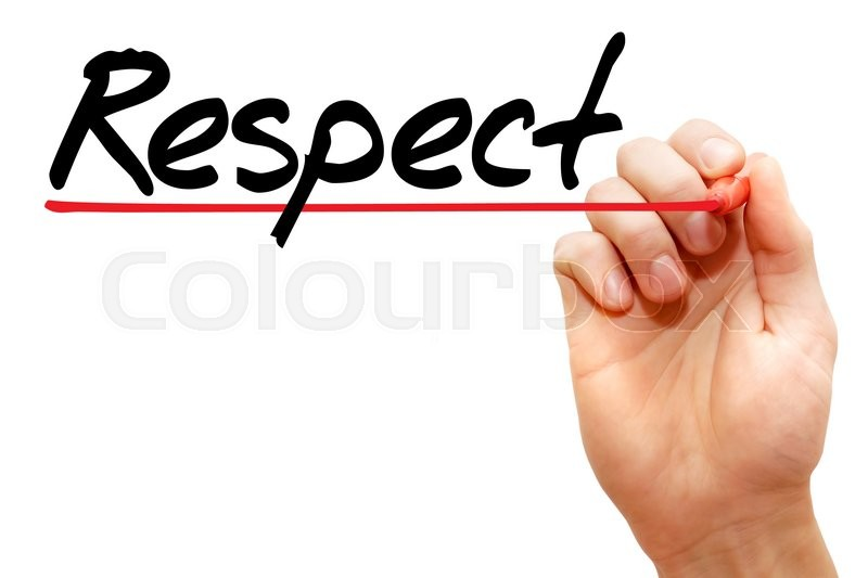 paper on respect