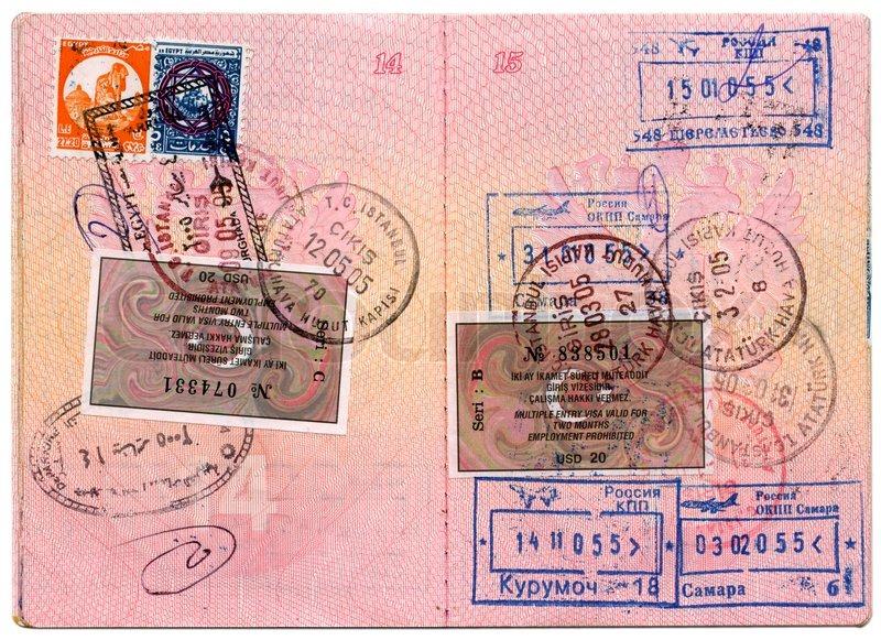 Как сделать печать на паспорте
