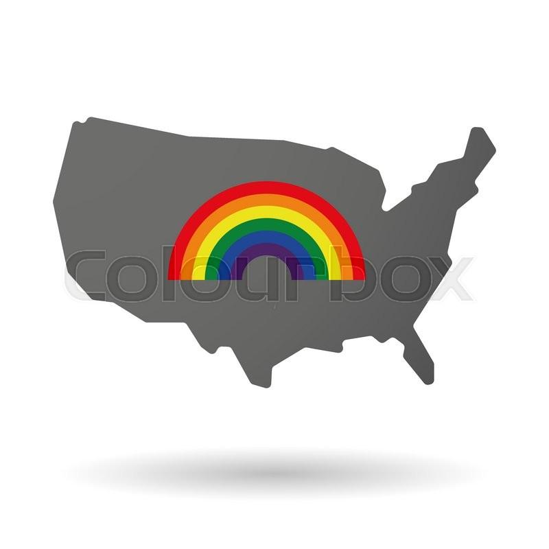 Spektrum, Flagge, Fahne