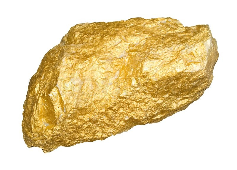 gold nugget isolated on white background stock photo treasure box images clipart treasure box clip art