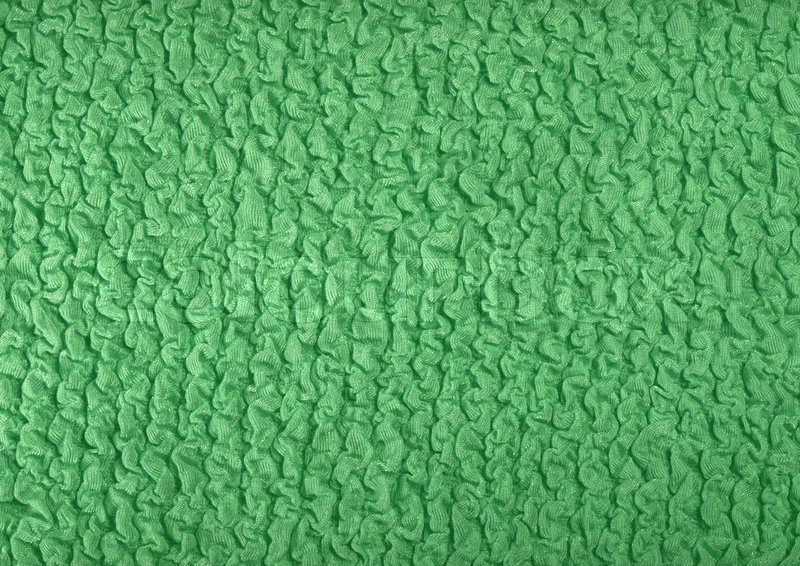grønt stof