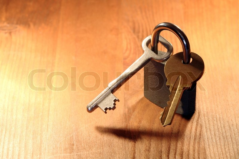 Ключ для замка своими руками