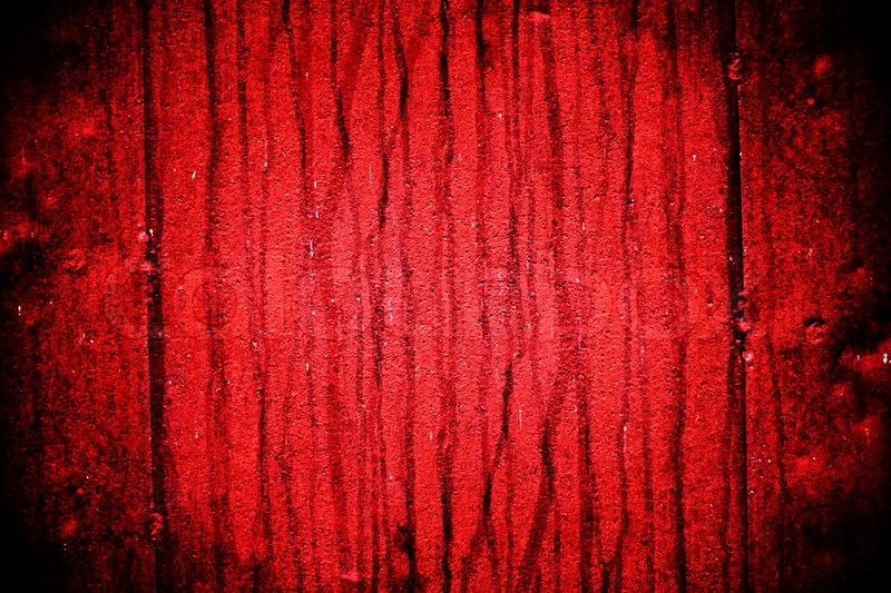 Red Paint Splatter Background