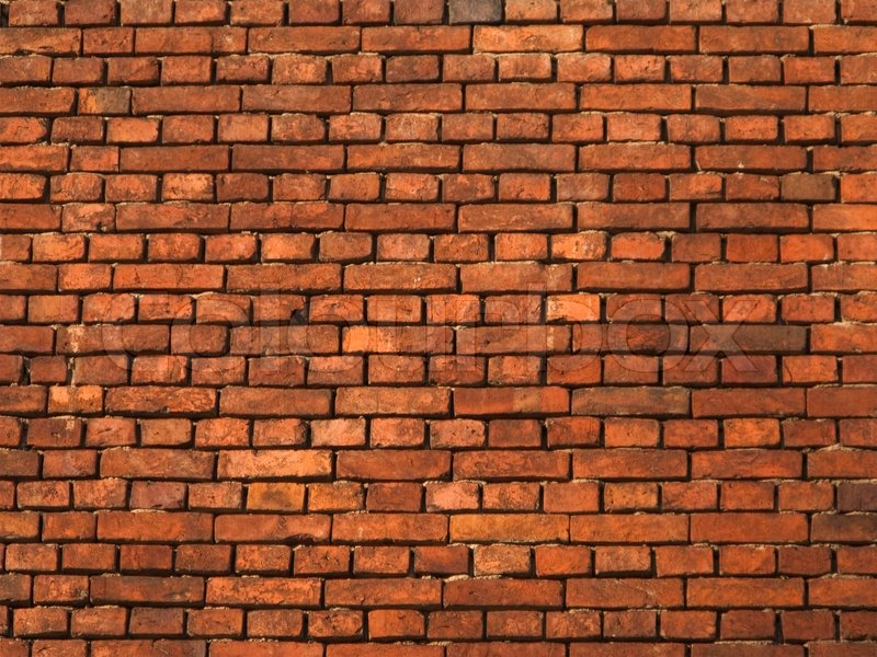 Brick Wall Backgrounds Urban City Building Scene