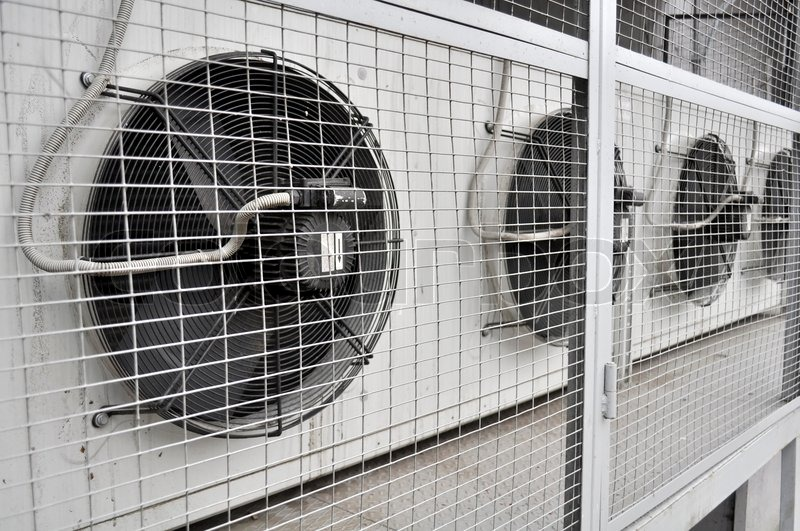 Stock image of \'cooling, system, air-conditioning\'