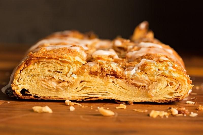 Danish Pastry Original Wienerbrod From Copenhagen