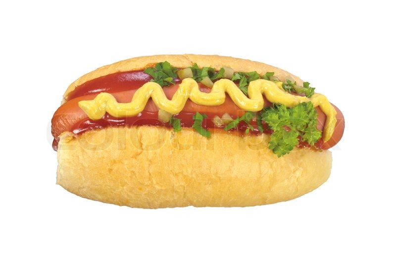 Calorie Beef Hot Dog