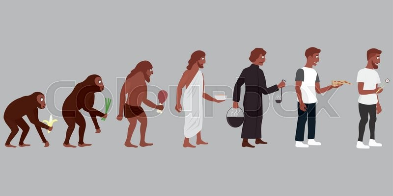 evolution and history of cooking In his book, catching fire: how cooking made us human,  helped steer the  evolution of the human brain from two million years ago to where.