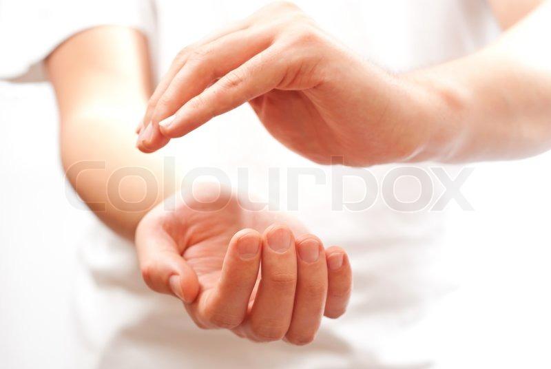 Hands On In Between